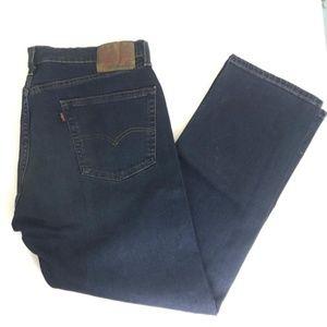 Levi's Men's 505 Regular Jean Straight Leg